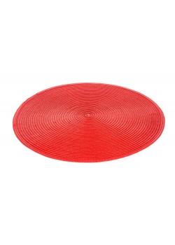 Prestieranie kruhové - červené