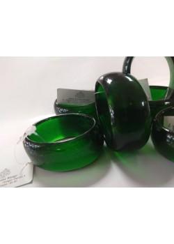 Krúžky na servítky - zelené