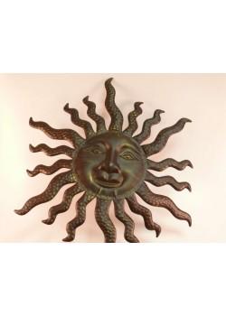 Plechové slnko - veľké