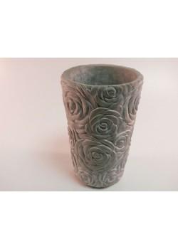 Váza keramická ruže