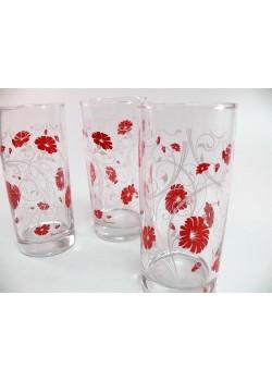 Sada pohárov - Red